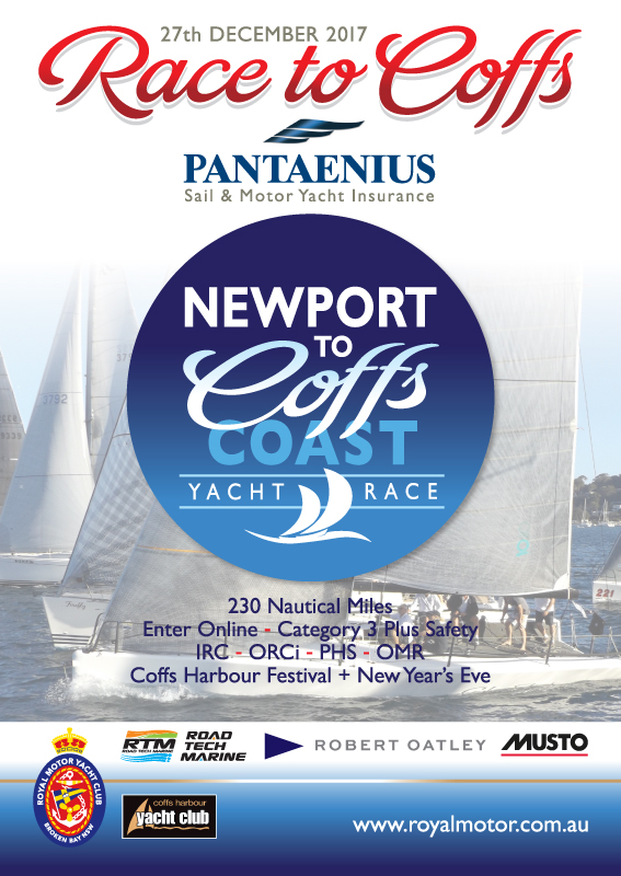 Newport to Coffs 2017 sponsors TalkBox