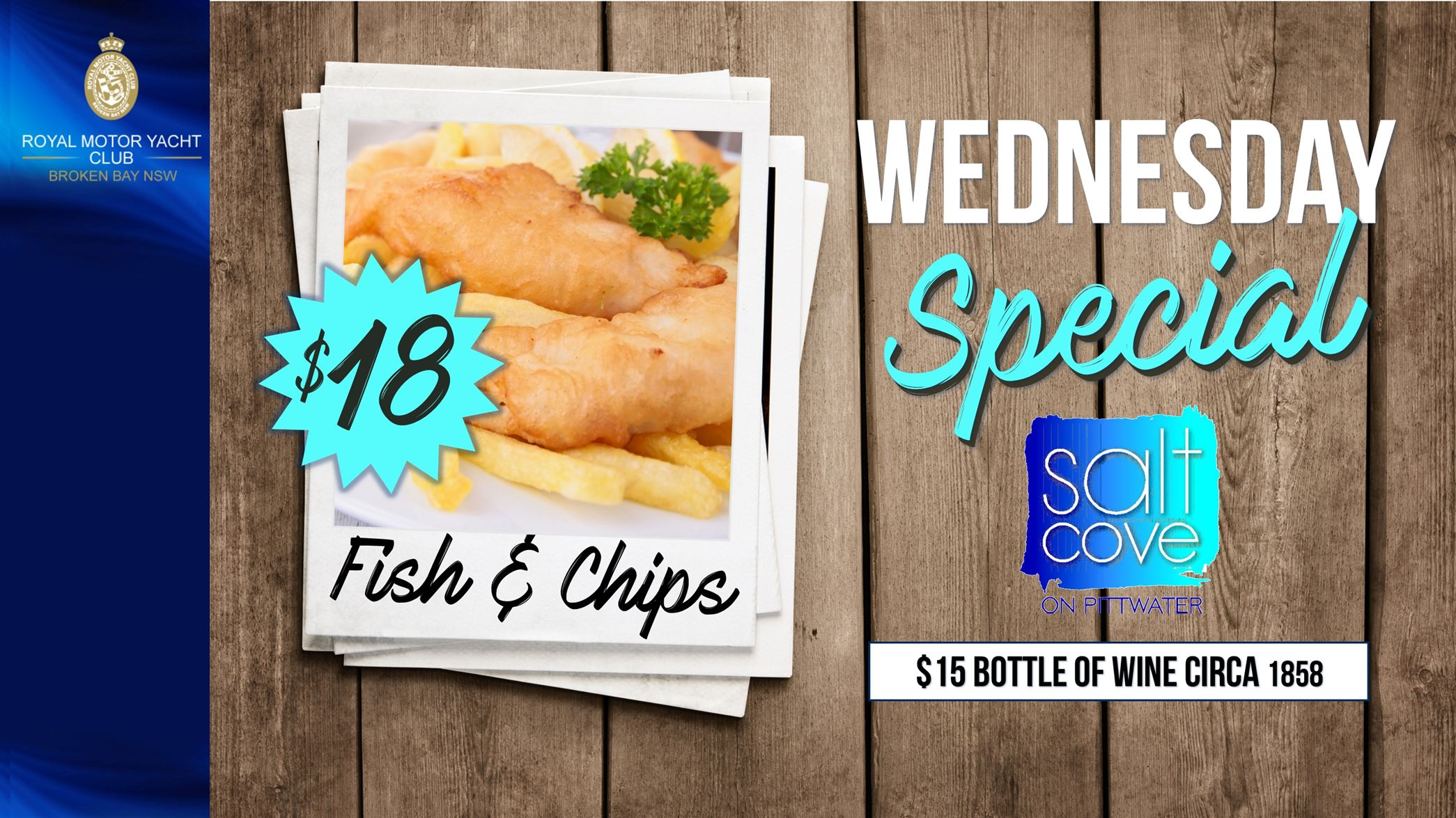 Meal Deal $18  Wednesdays resized resized