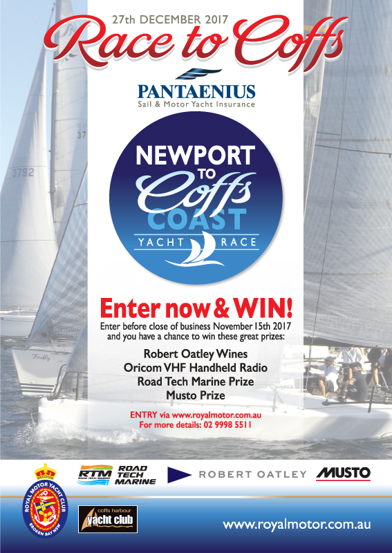 Newport to Coffs 2017 Competition TalkBox