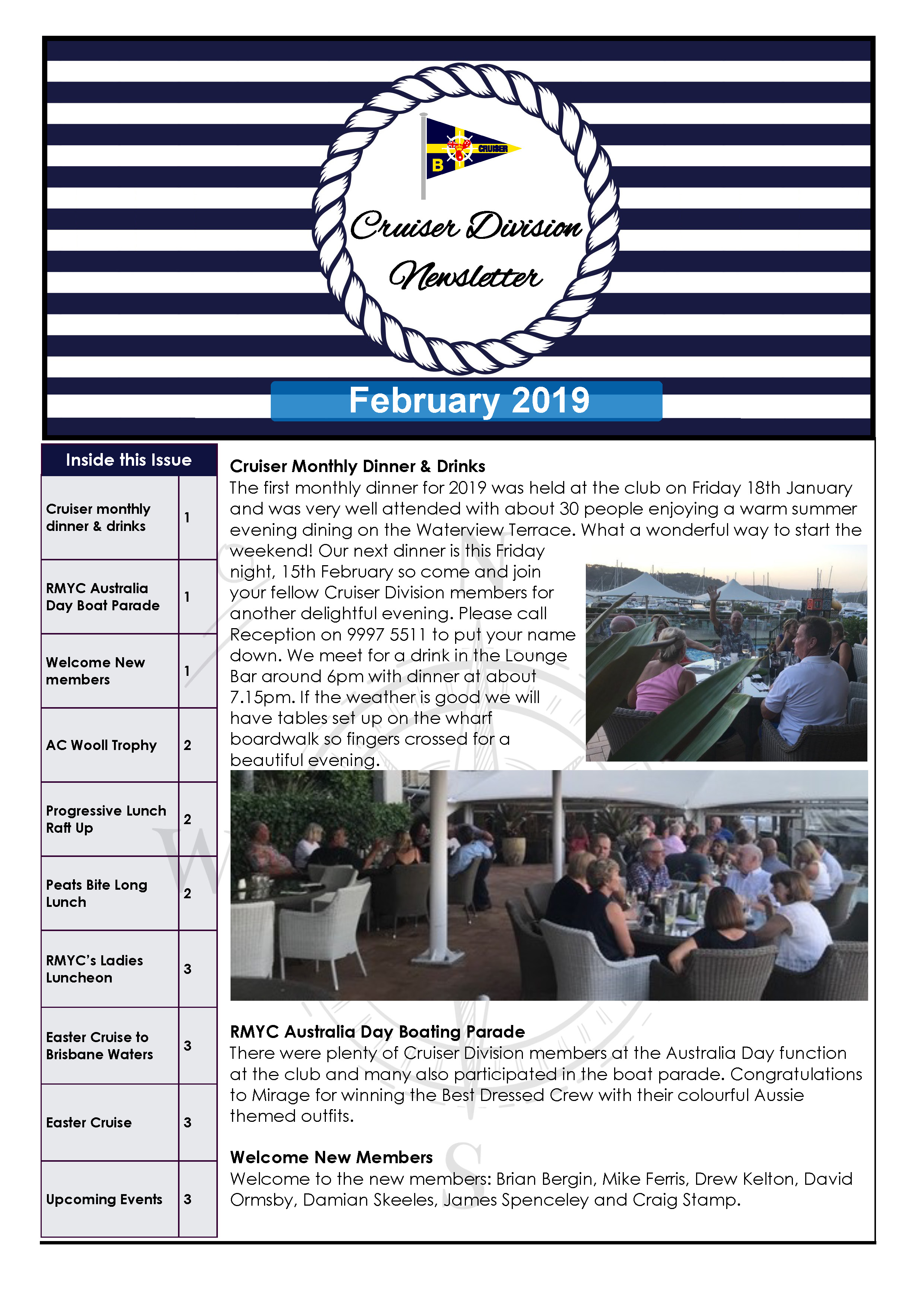 February 2019 NLL Page 1