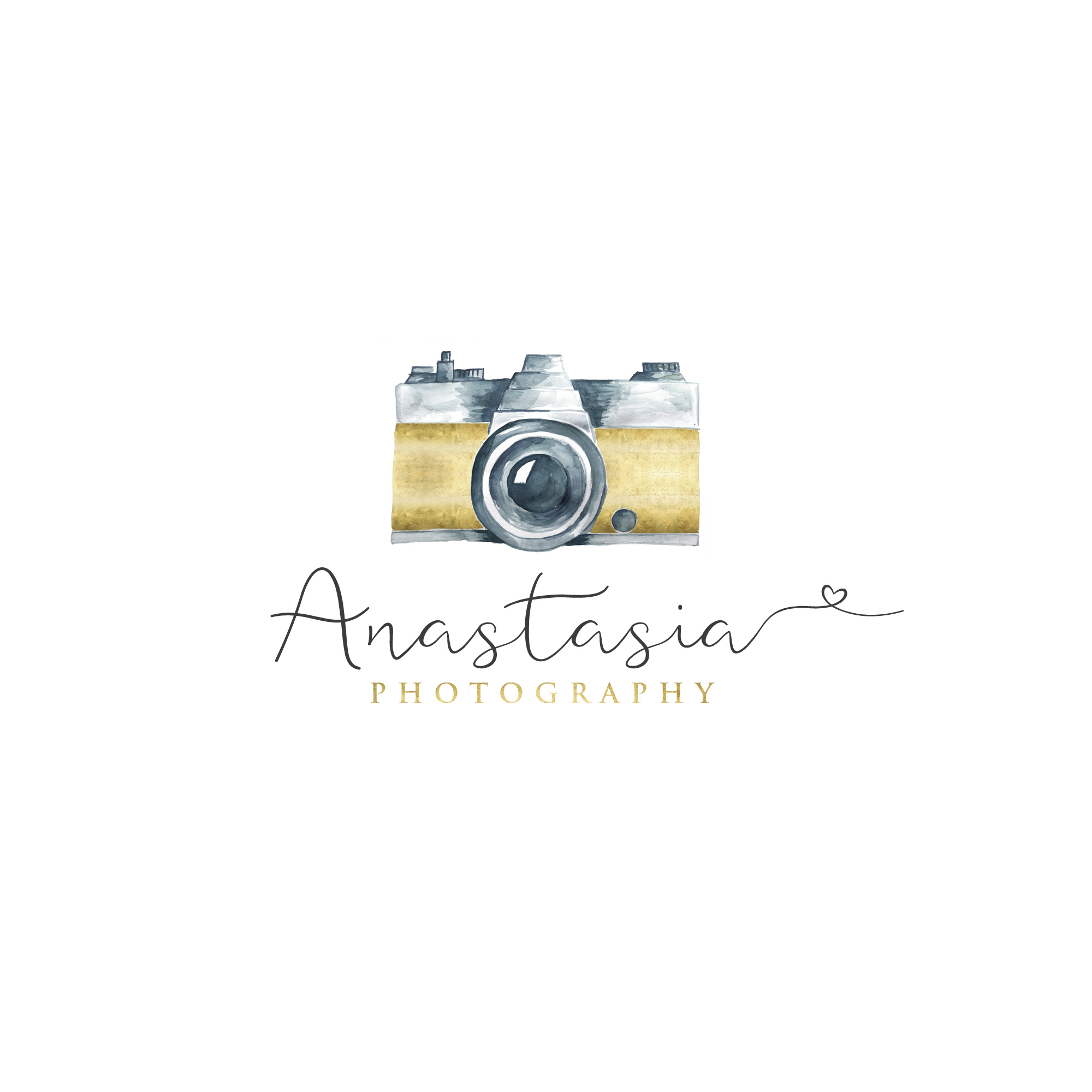 Anastasia Photography Logo