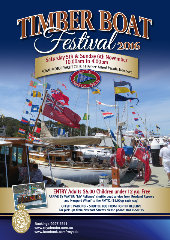 Timber Boat Show