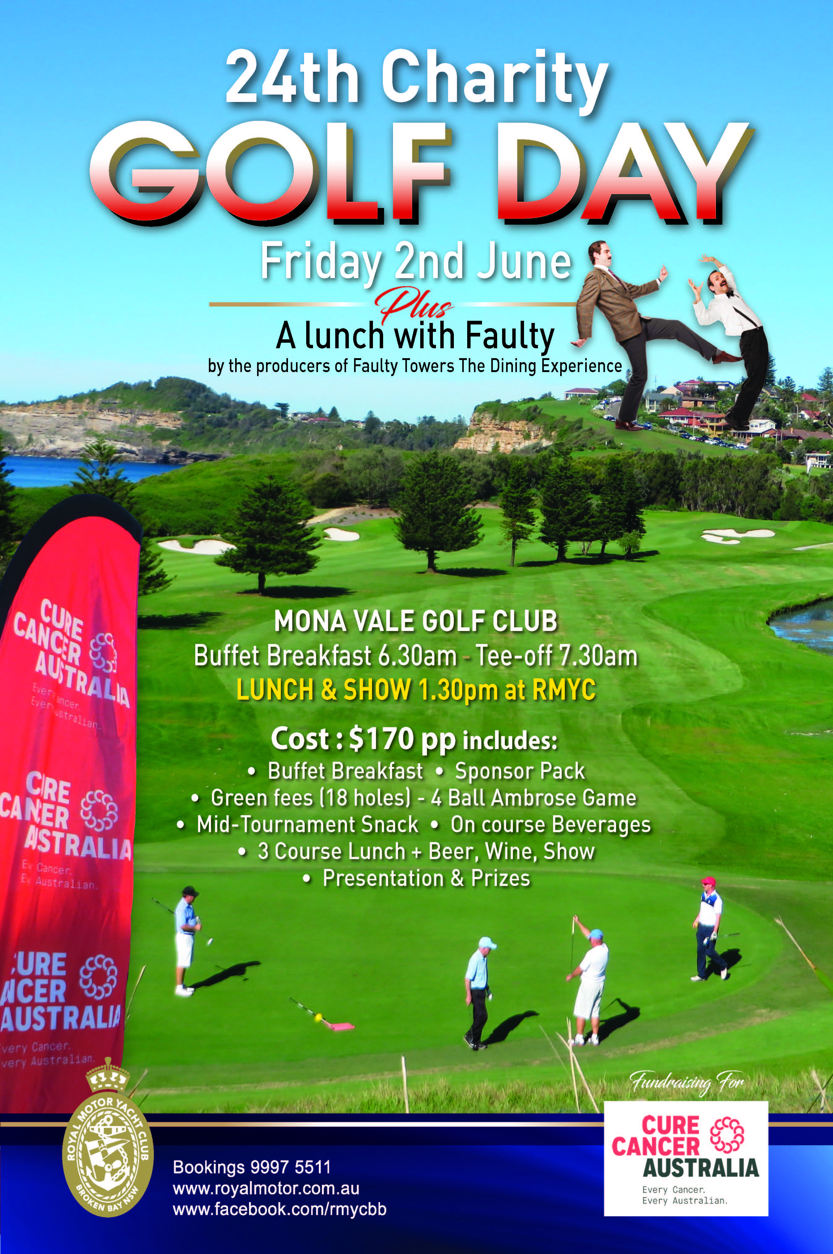 2017 CHARITY GOLF DAY